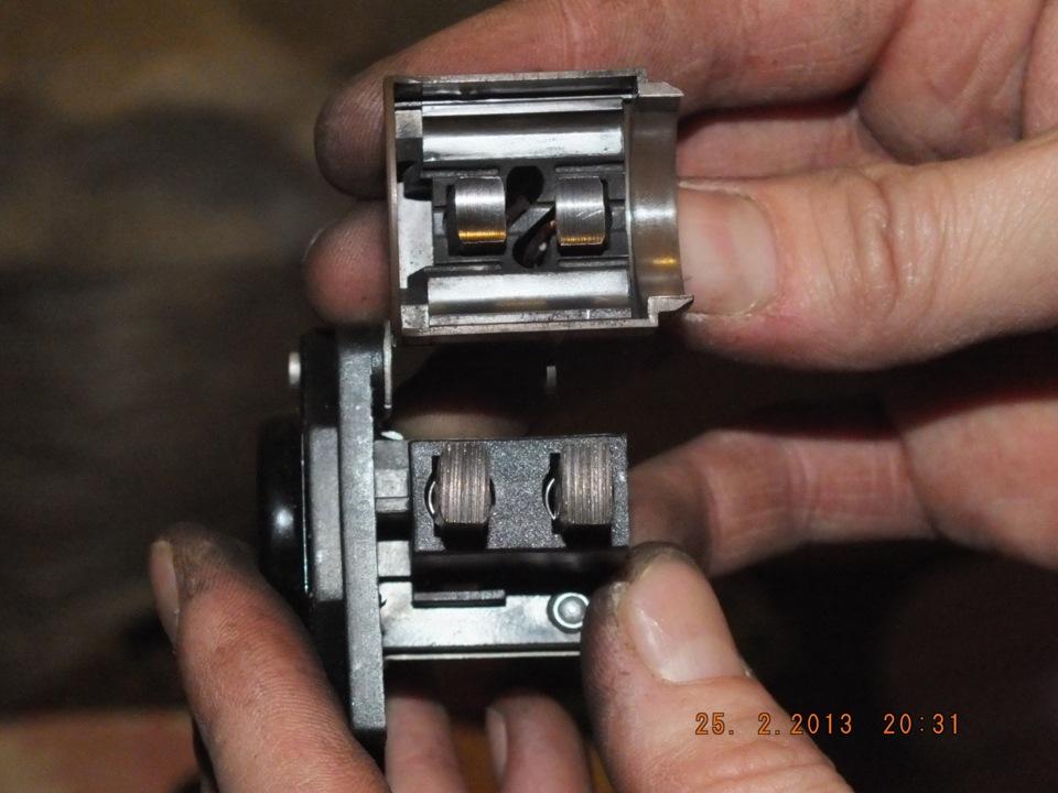 Замена щеток генератора на форд фокус 2 своими руками