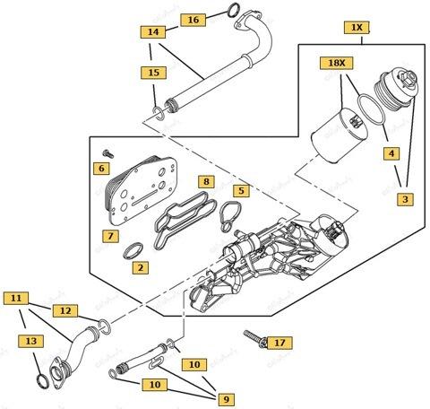 Прокладки теплообменника f16d4 Пластины теплообменника Alfa Laval M6-MW FDR Чайковский