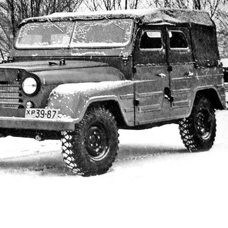 УАЗ-471