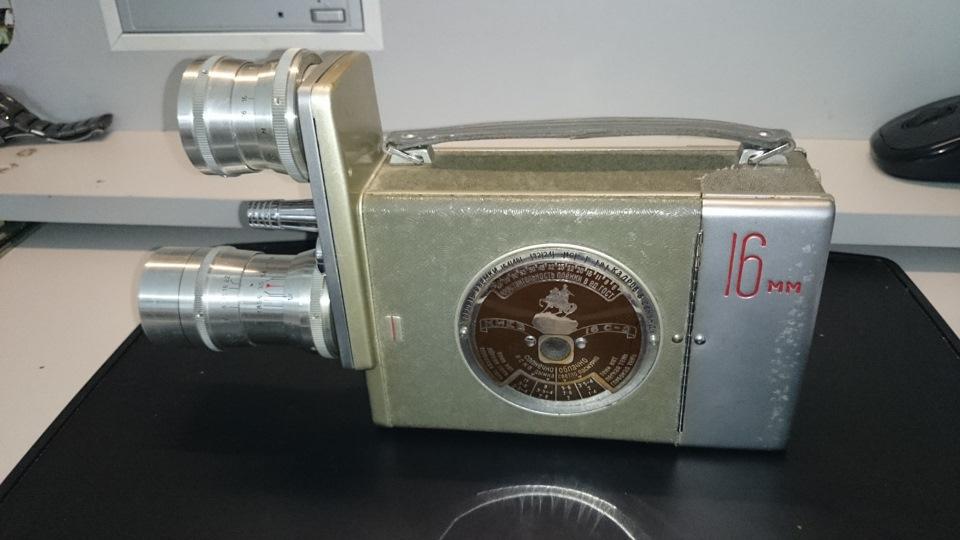 Кинокамера киев 16 у что такое bu