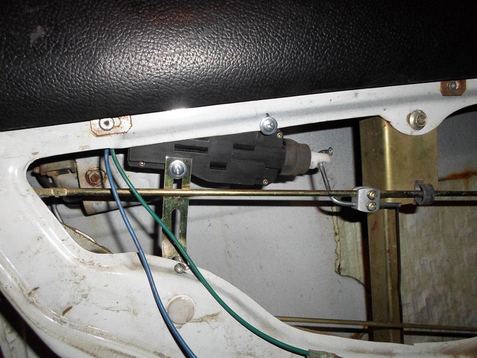 Установка сигнализации на авто ваз 2104 своими руками