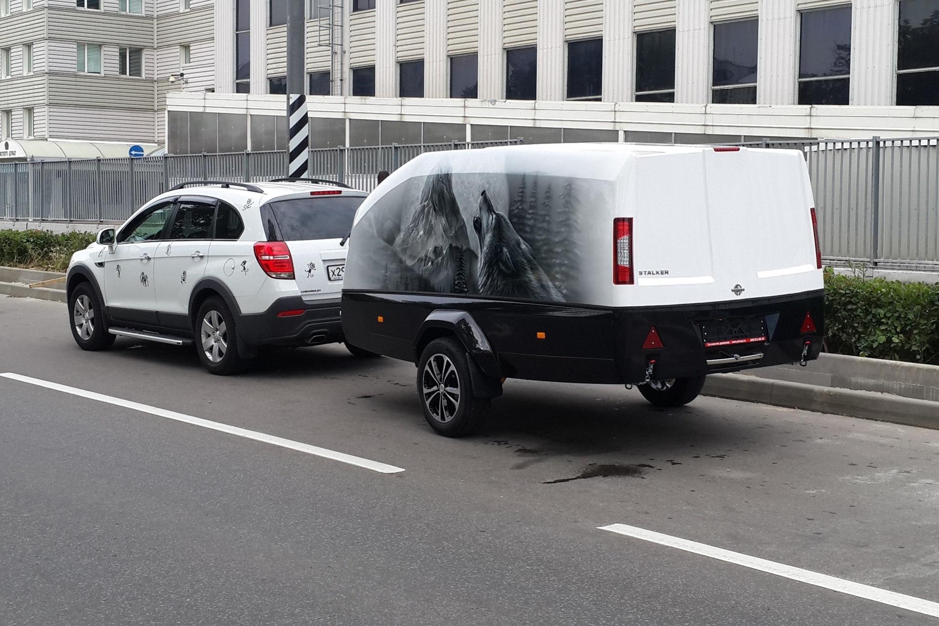 картинка легкового автомобиля с прицепом могу быть