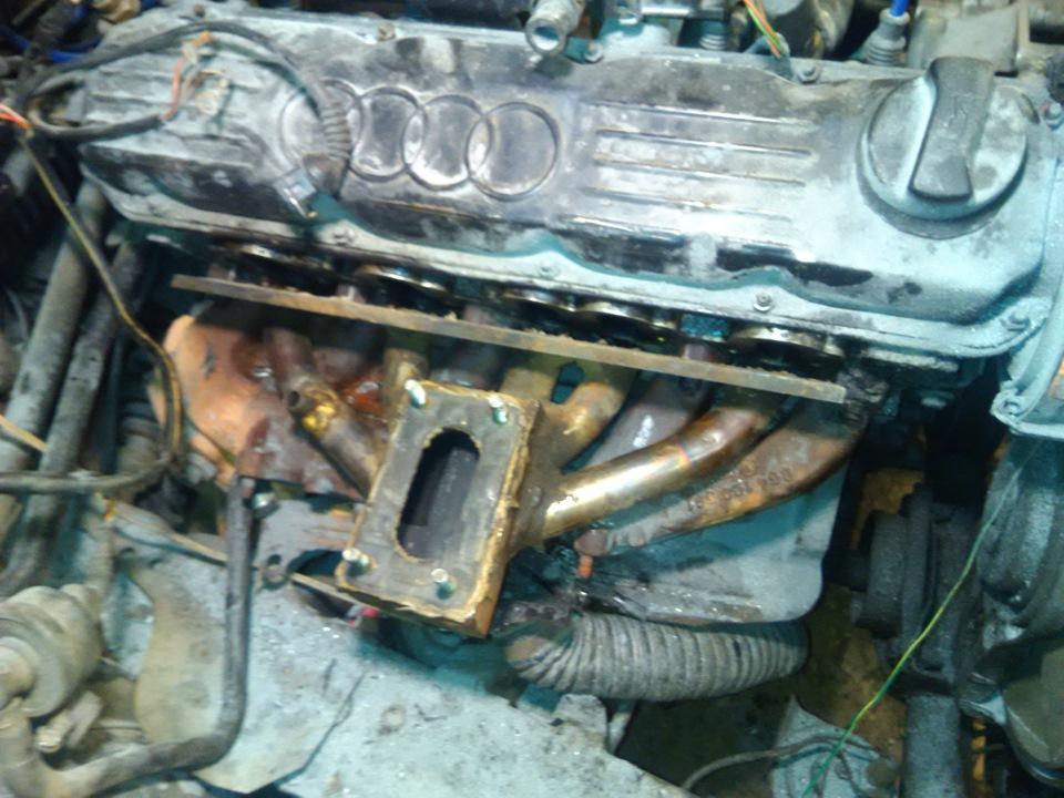 Двигатель 2.3 аар схема