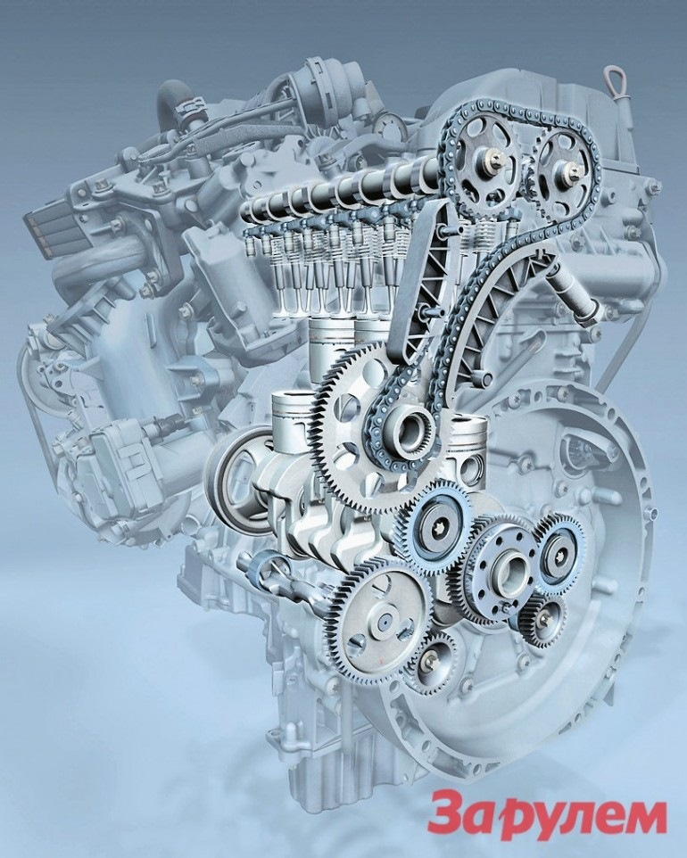 Что такое или кто такой ОМ651 двигатель МБ