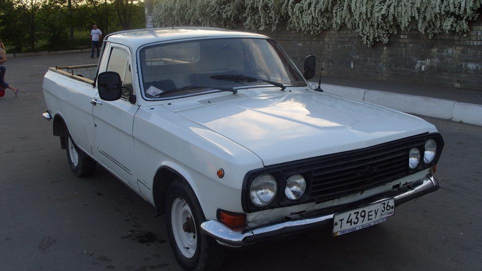 ГАЗ 24 А-948 Пикап | drive2 ZB46