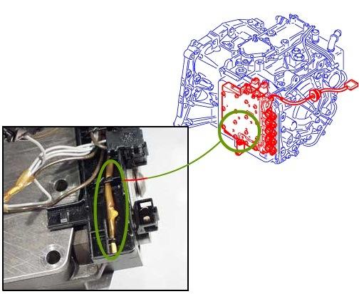 Схема клапанов (меняется