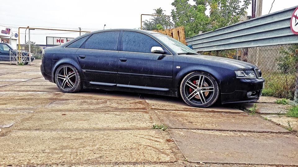 Audi A6 2 7 Tq Drive2