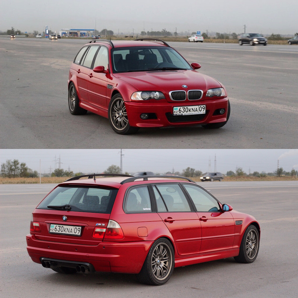 E46 M3 Touring Full Conversion In Kazakhstan E46fanatics