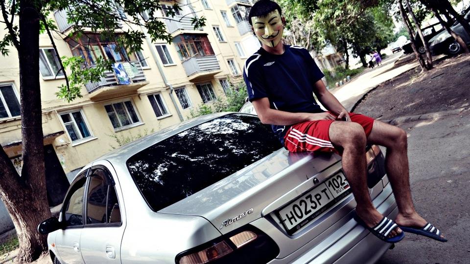 Фото пацанов на машинах