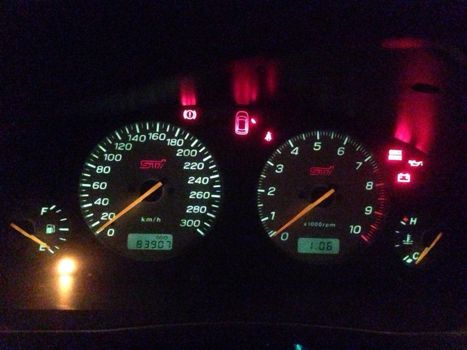 STI 300 км/ч