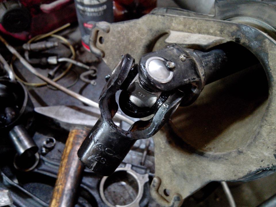 renault kangoo кардан на рулевую колонку
