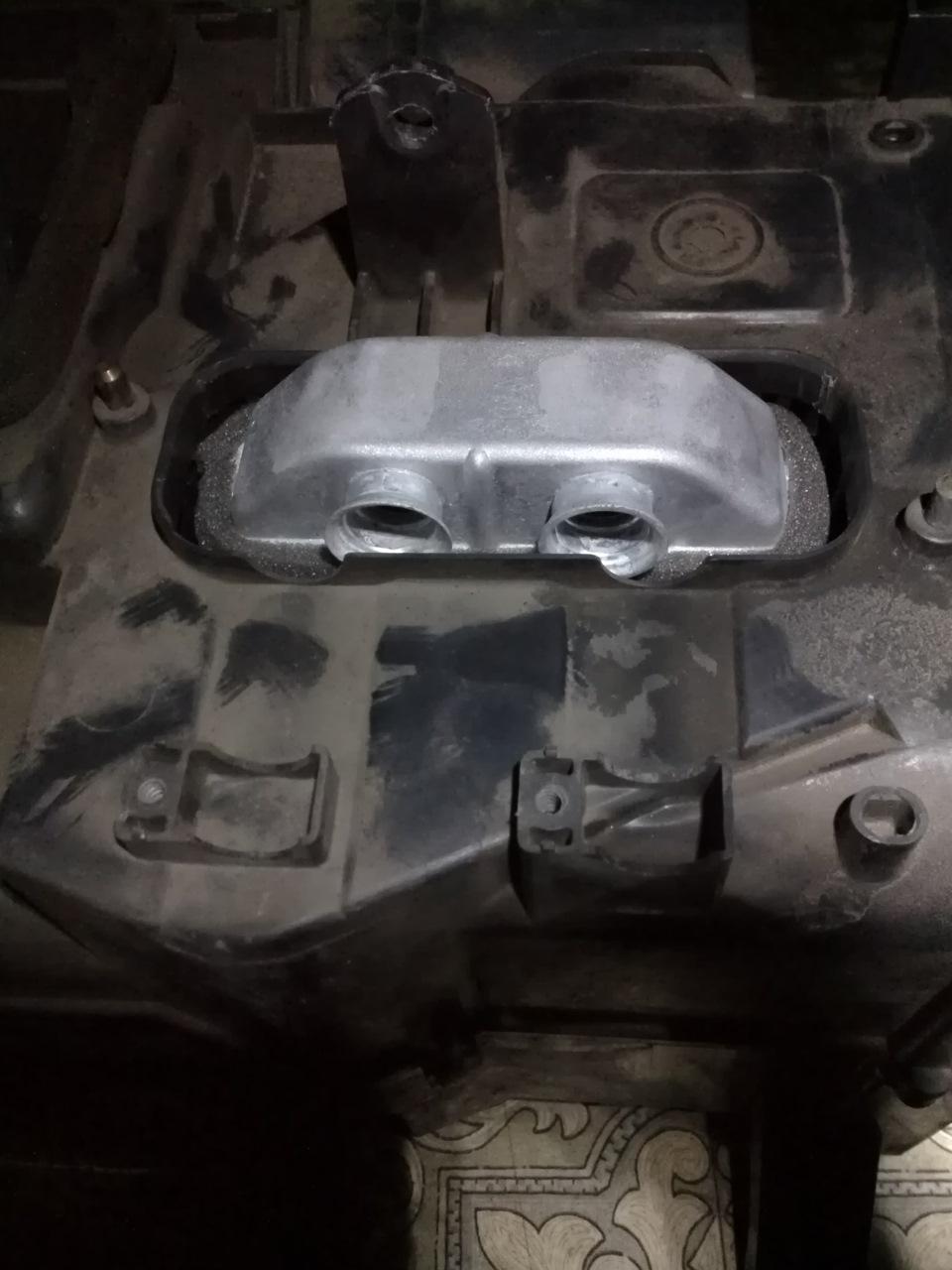 ремонт печки toyota corolla e9