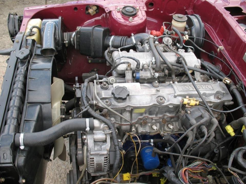 Схема двигателя 1g eu