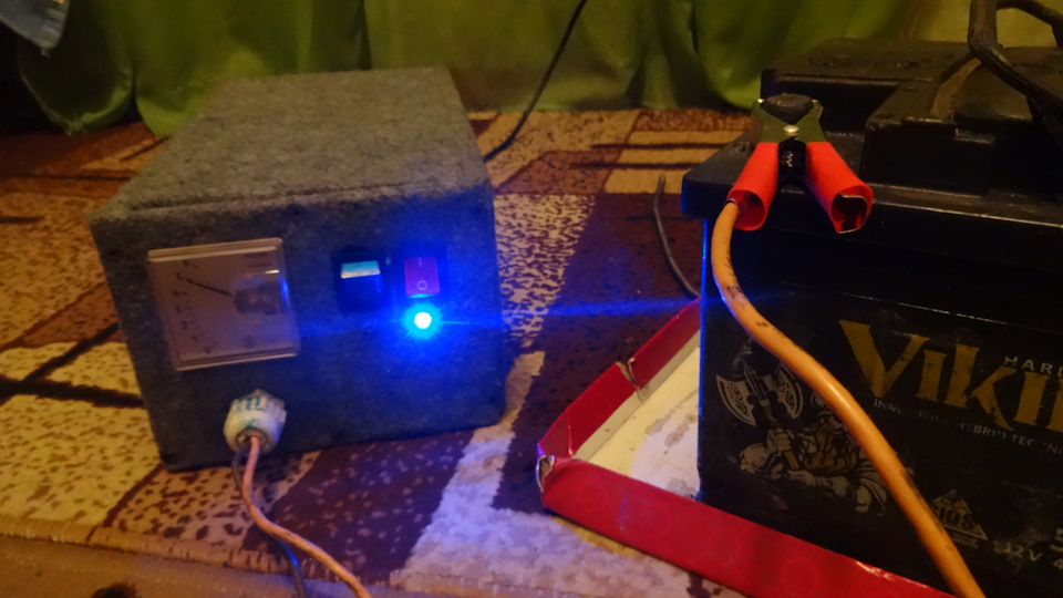 Аккумуляторы 12 вольт своими руками 800