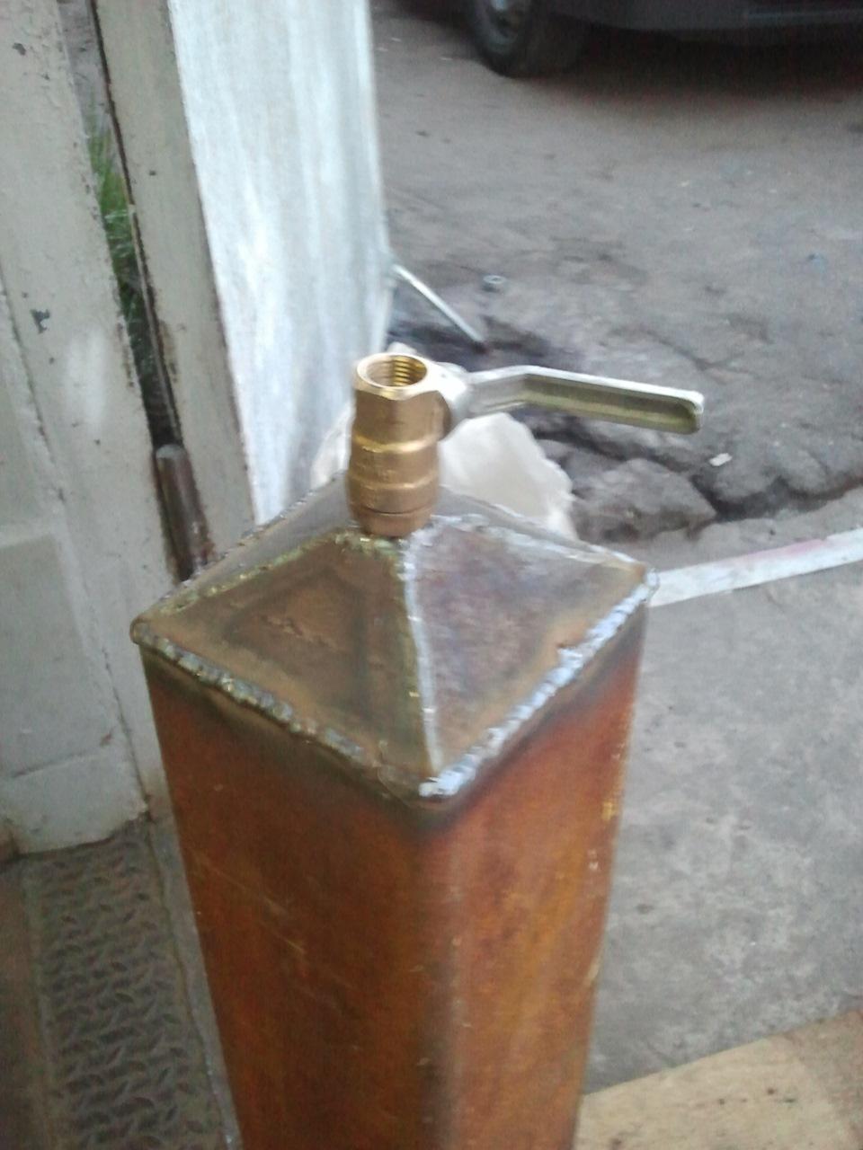 Влагоуловитель для компрессора своими руками фото 381