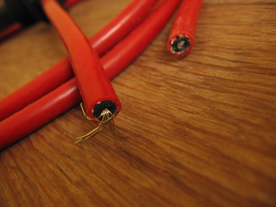 Высоковольтные провода своими руками