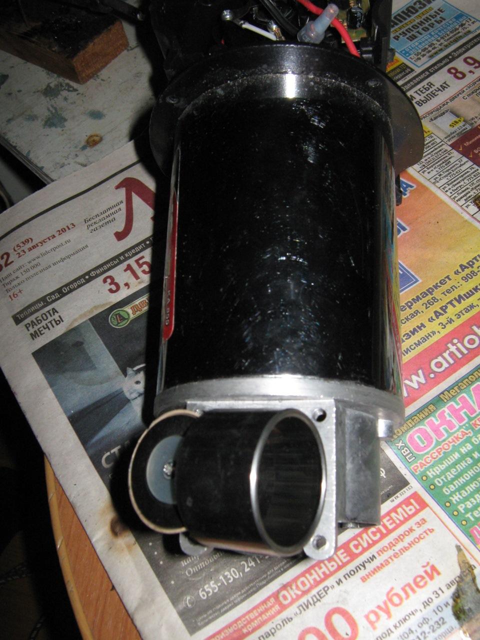 Ремонт автомобильного компрессора для шин своими руками