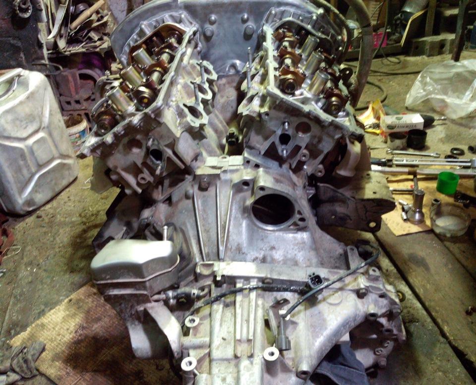 Двигатель Ниссан Максима