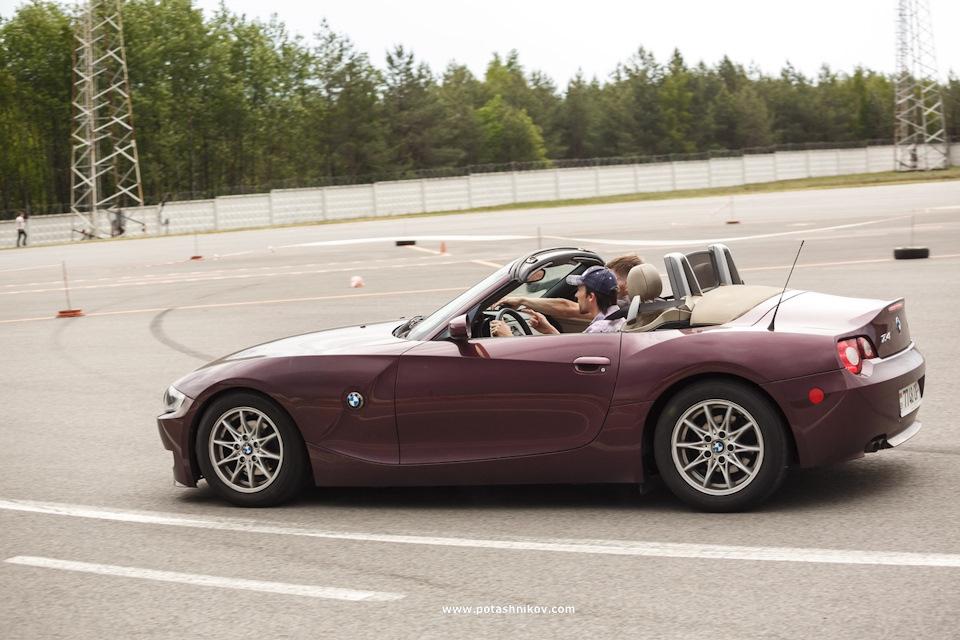 BMW Z4 2.5 — Spirito — 3 место