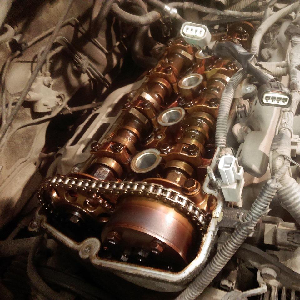 двс 1sz схема системы управления двигателем