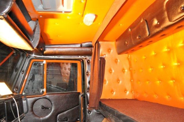 фото тюнинг кабины камаза тосканской глуши