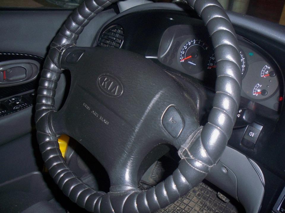 Оригинальные оплетки на руль своими руками 93
