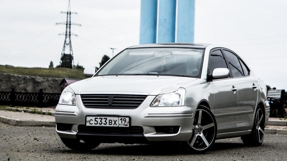 Toyota Premio построй своего зверя.. — TitleSuffix