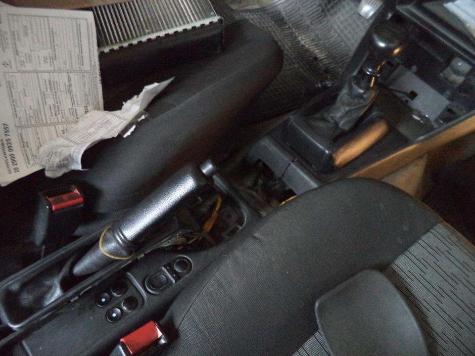 opel vectra 1991 года снятие радиатора печки