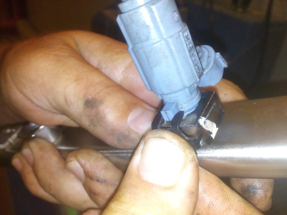 Промывка форсунок своими руками хендай солярис6