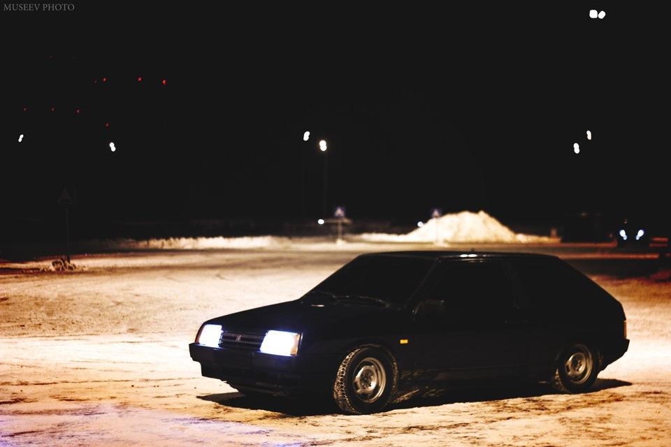 Тазы ночью картинки