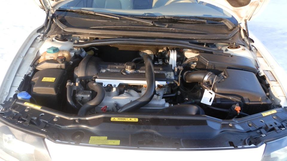 двигатель т5 2.5 турбо вольво