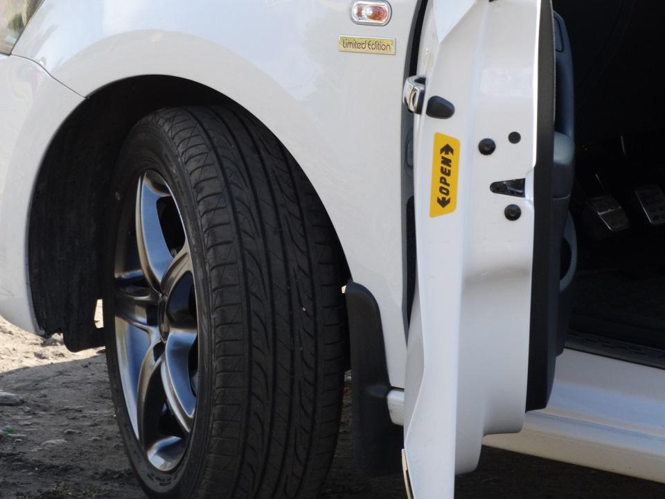 какие колеса ставить на фольксваген поло седан