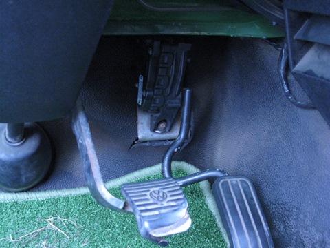 педаль газа транспортер т3