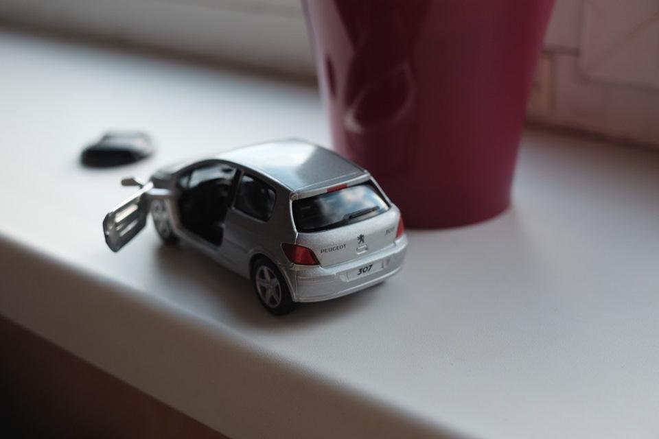 Подарок на покупку новой машины
