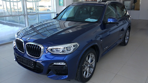 BMW X3 (G01). Owners' reviews with photos — DRIVE2