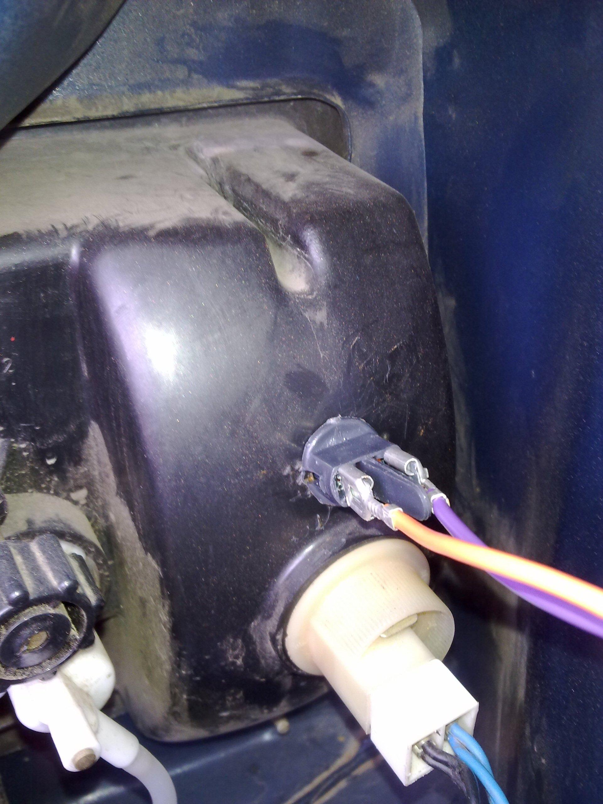 Как на ваз 2107 сделать горящие поворотники фото 918