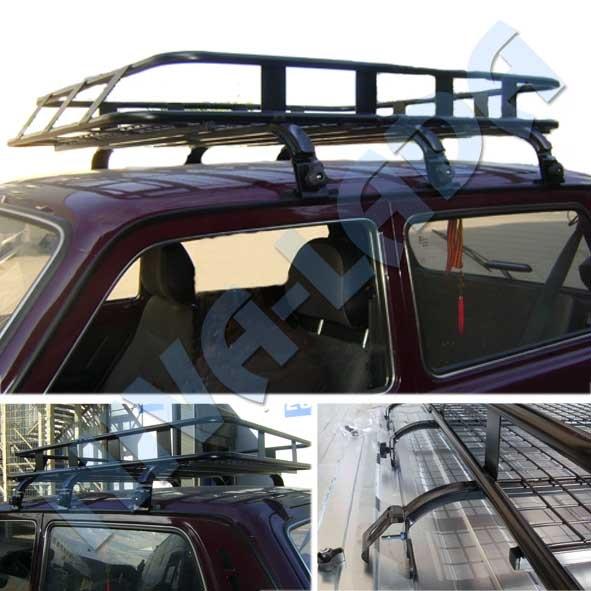 Багажник на крышу автомобиля нива 21214 своими руками