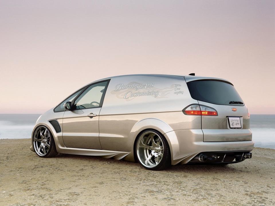Форд s макс тюнинг
