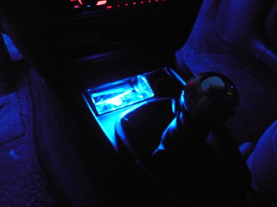 Подсветка пассат б5