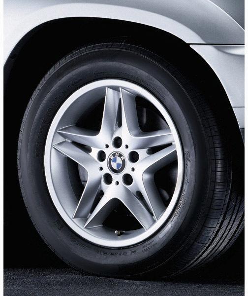 какие шины ставят на BMW e46
