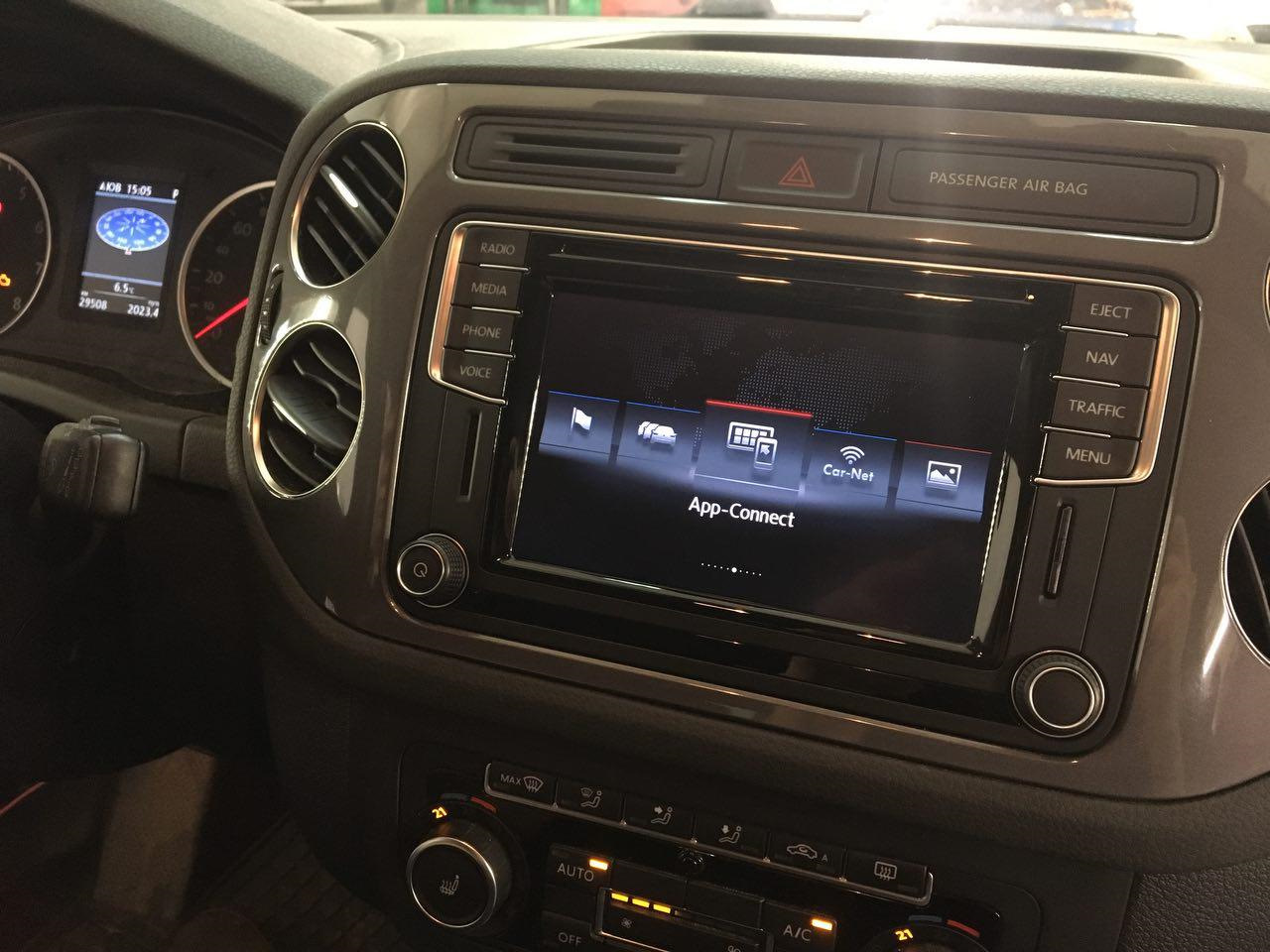 installing discover media pq on vw tiguan dtech on drive2. Black Bedroom Furniture Sets. Home Design Ideas