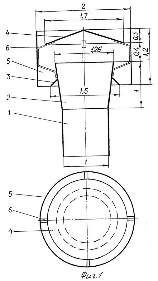 Вращающийся дефлектор вентиляционный своими руками чертежи 85