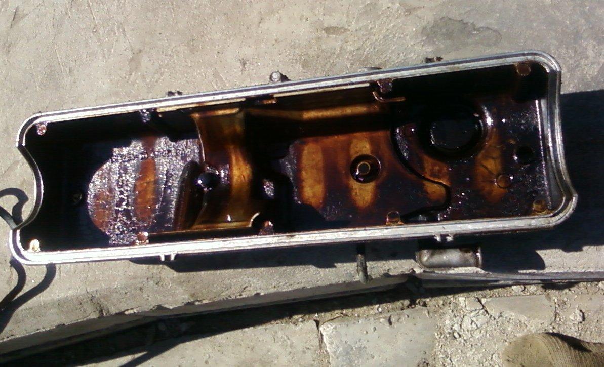 Фото №3 - замена прокладки клапанной крышки ВАЗ 2110 8 кл