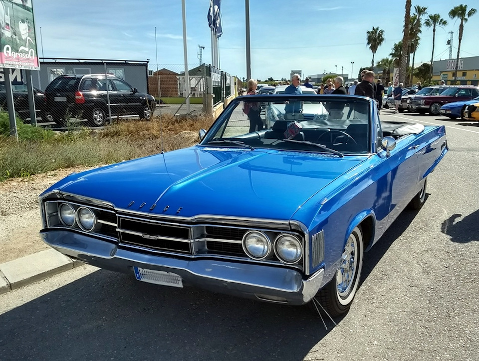 Dodge Polara convertible 1967
