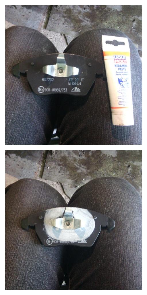 Замена тормозных колодок на пежо 408 своими руками