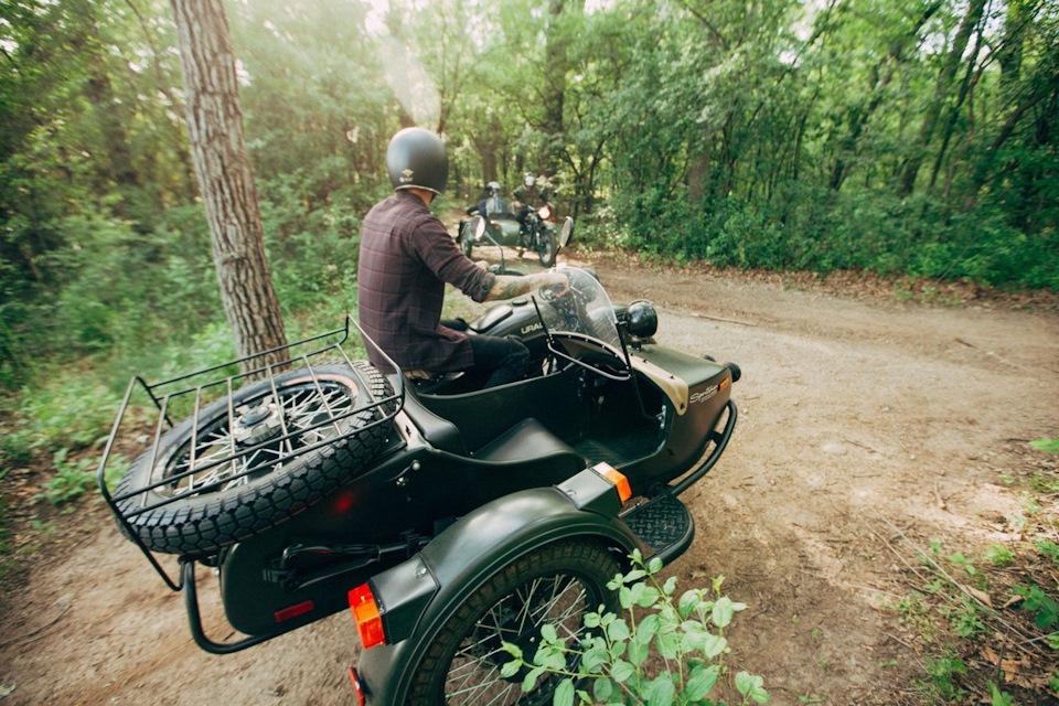 Мотоцикл урал для туризма своими руками 90
