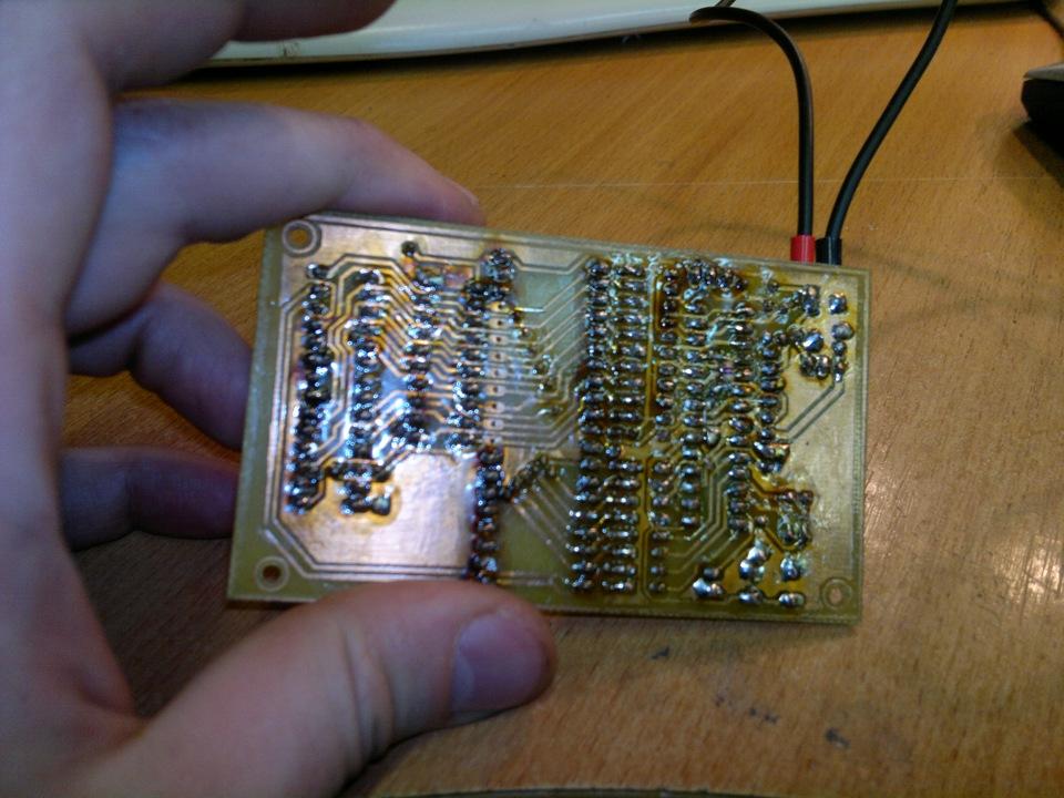 Поделки на авр микроконтроллерах