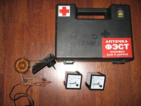 Зарядное устройство своими руками - схема.