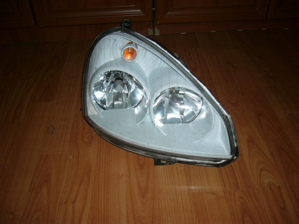 Белые фонари приора фото 522-979