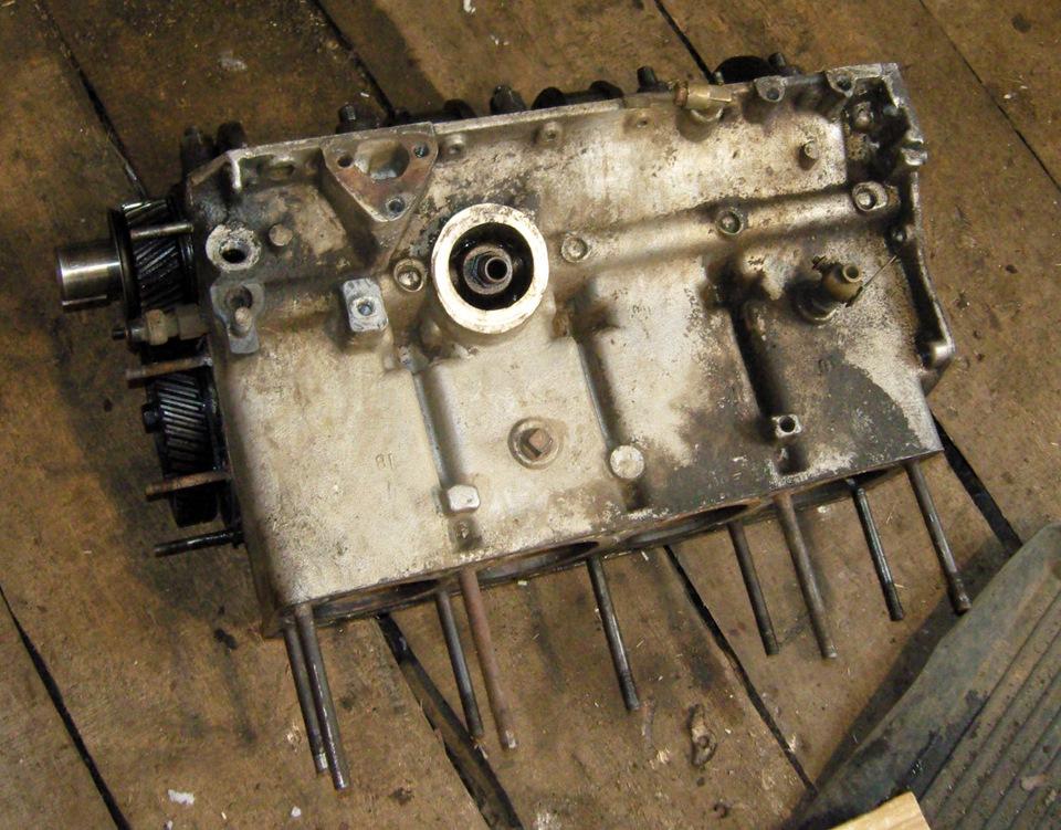Ремонт головки 417 двигателя
